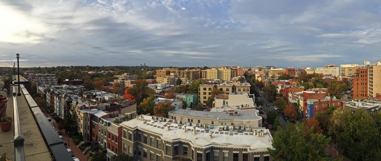 Washington, D.C. in October