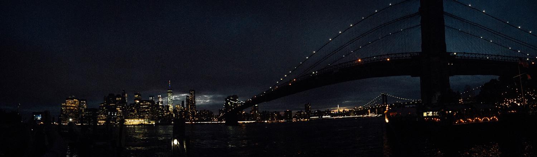 Brooklyn, New York in June