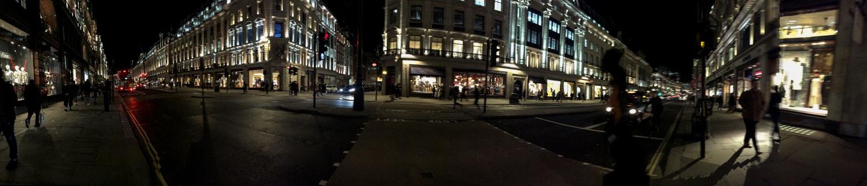 London, England in January