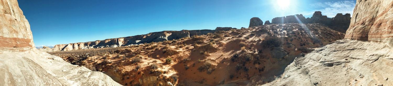 Southern Utah in December