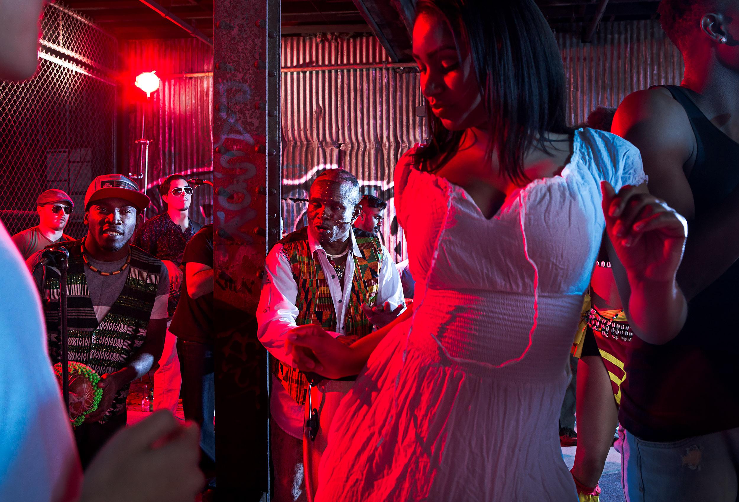 Dance Floor / Lagos Roots