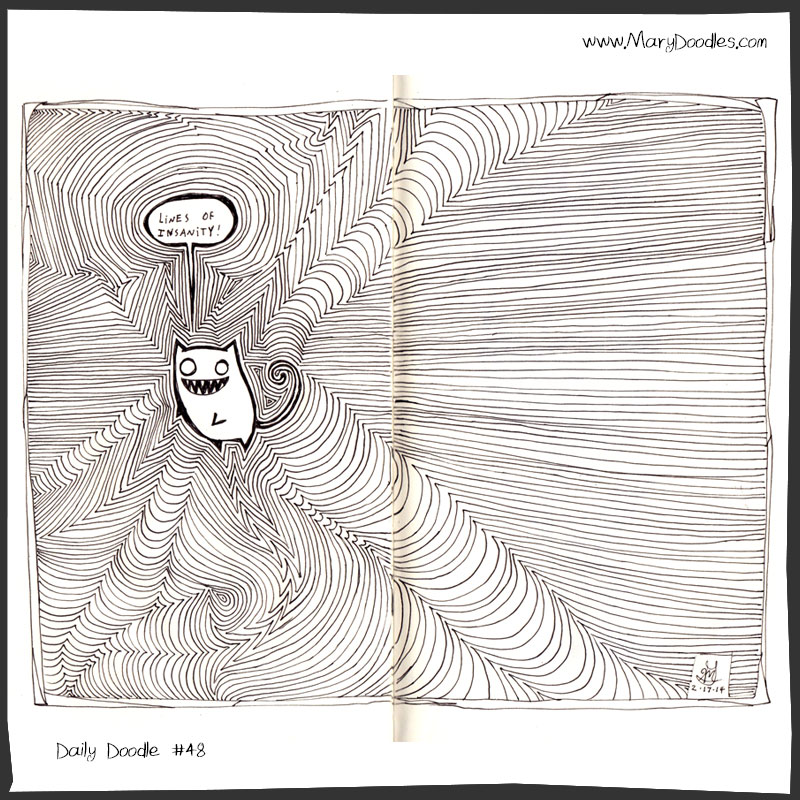 Daily-Doodle-Mary-Doodles-lines