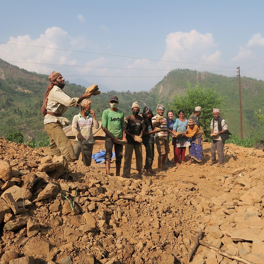 NEPAL EARTHQUAKE RELIEF -