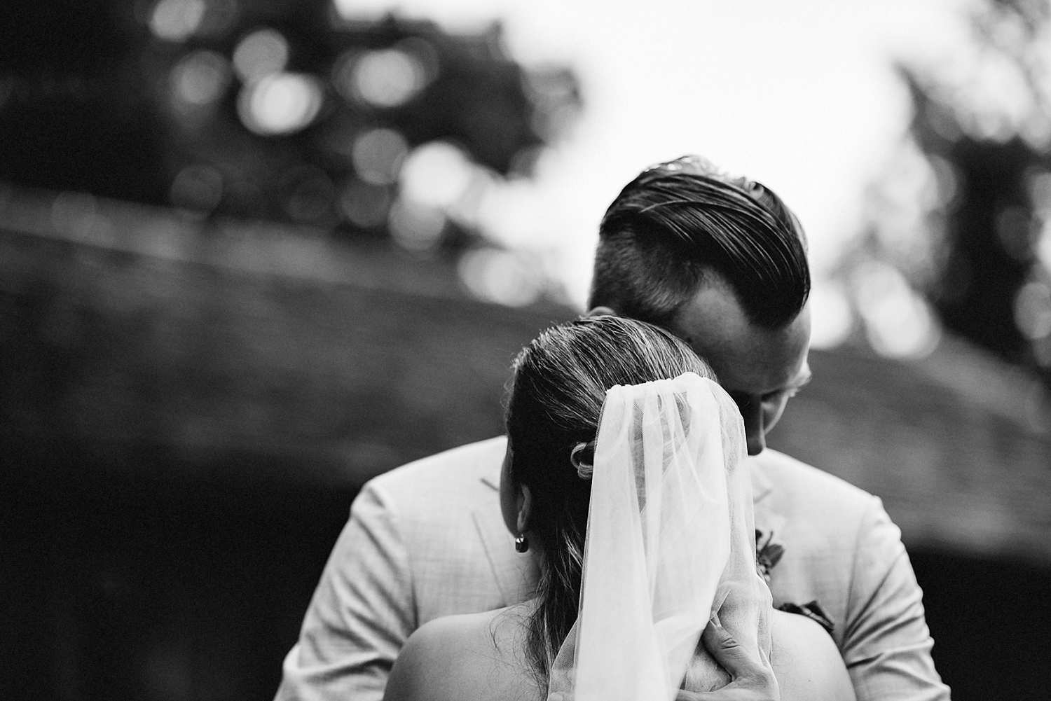 Toronto Ontario wedding photographer 3B Photography at Black Creek Pioneer Village portrait of bride and groom just married and happy