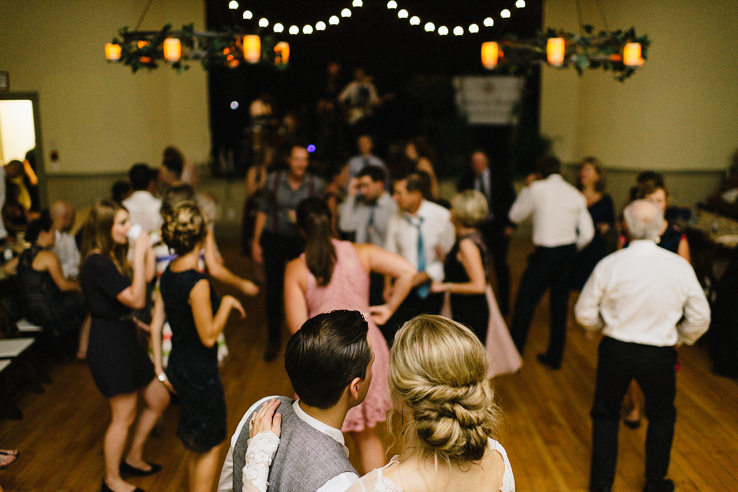 Best-Moody-Documentary-Wedding-Photography-Photojournalism-Vintage-Small-Town-Chapel-Wedding-Toronto-Ontario_Reception-Dance-Party-Bride-groom-Taking-it-in.jpg