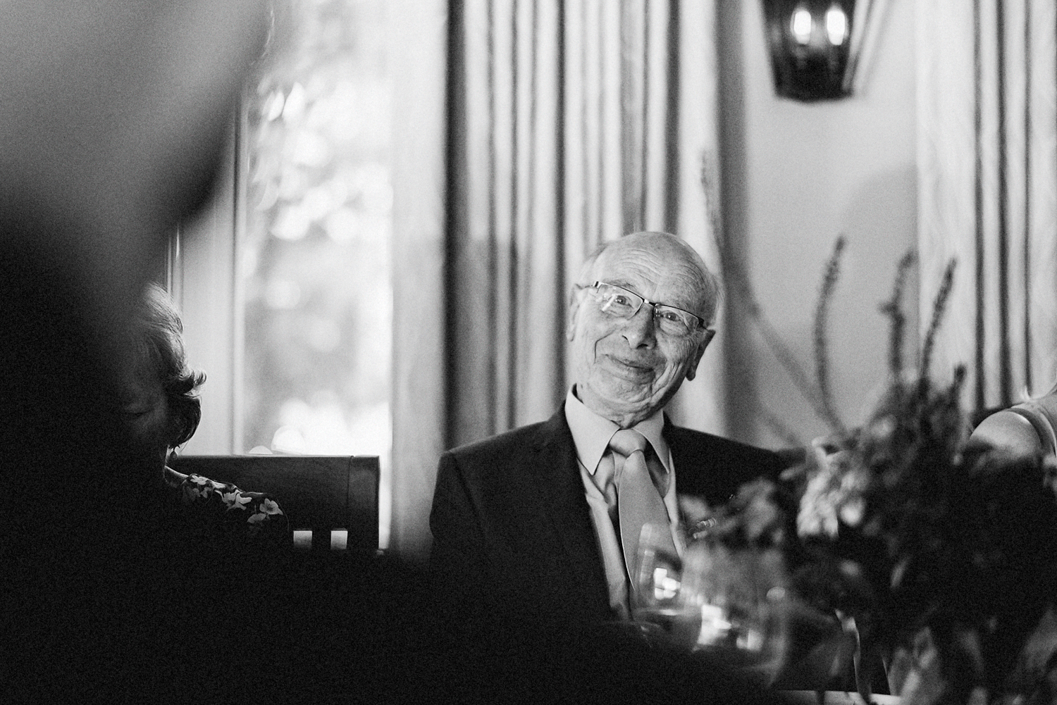 Muskoka-Cottage-Wedding-Photography-Photographer_Photojournalistic-Documentary-Wedding-Photography_Vintage-Toronto-Wedding-Photographers-Candid-Grandpa-BW.jpg