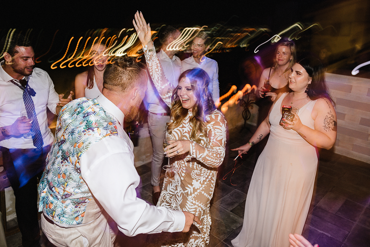 cabo-san-lucas-ventanas-private-residence-alternative-toronto-wedding-photographer-documentary-photojournalistic-reception-party-dancing-photos-candid-documentary-moments-groom-and-bride-dancing.jpg