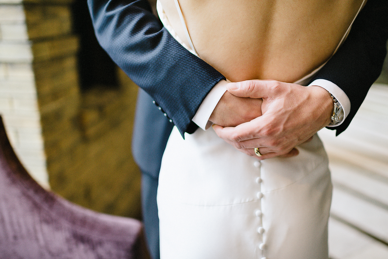 Best-Wedding-Photographers-Toronto_-Urban-City-Wedding-Photography-Downtown-Toronto-Photographer_Vintage-Bride-and-Groom-Details_The-Chase-Wedding-Venue_Candid-Photojournalistic-Documentary-Reception-Hands-Holding.jpg