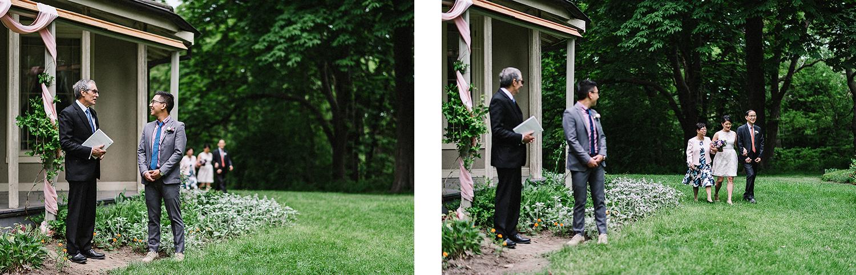 Outdoor-Wedding-Venues-Toronto-High-Park-Colbourn-Lodge-Vintage-Forest-Wedding-Bride-and-Groom-Candid-Documentary-Fine-art-wedding-photographer-Best-Wedding-Photos-Ceremony-Bride-Entrance-Inspo.jpg