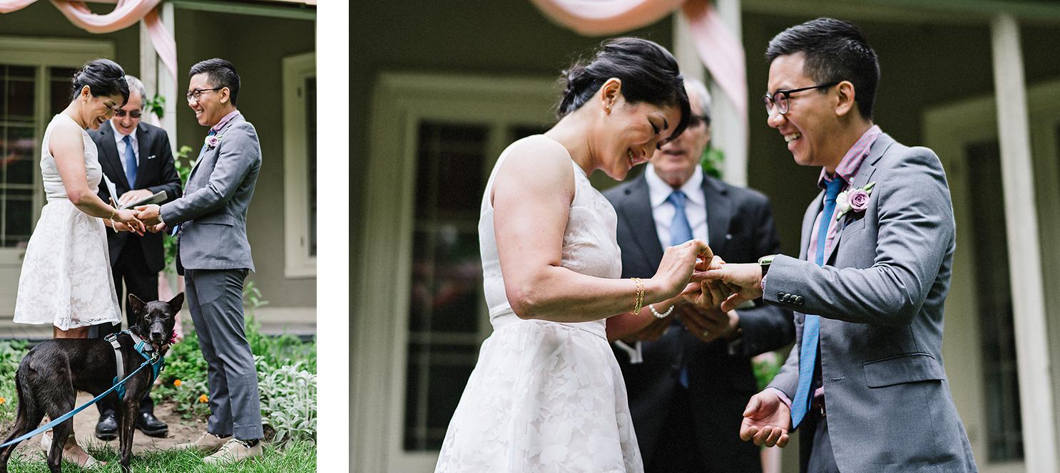 spread-4-Outdoor-Wedding-Venues-Toronto-High-Park-Colbourn-Lodge-Vintage-Forest-Wedding-Bride-and-Groom-Candid-Documentary-Fine-art-wedding-photographer-Best-Wedding-Photos-Groom-Candid-Happiness-Ring-Exchange.jpg