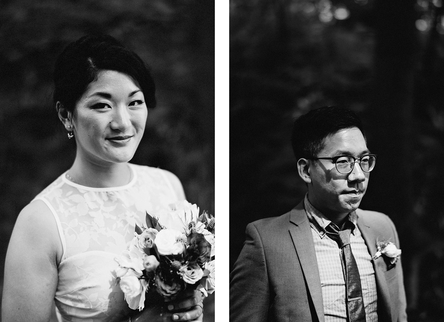 spread-9-Best-Toronto-Wedding-Photographers_High-Park-Wedding_The-Lodge-Wedding_George-Restaurant-Reception_Analog-Film_Intimate-Casual-Outdoor-Forest-Wedding-High-Park-Toronto-Editorial-Fine-Art-Portrait-of-Bride.jpg