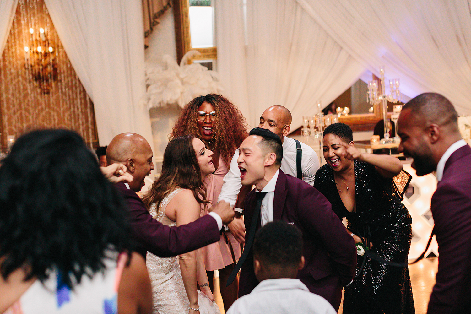 Best-Wedding-Venues-Toronto-Liberty-Grande-vintage-wedding-photography-toronto-bride-and-groom-wedding-photographer-reception-huge-party-bride-and-groomsmen-dancing.jpg