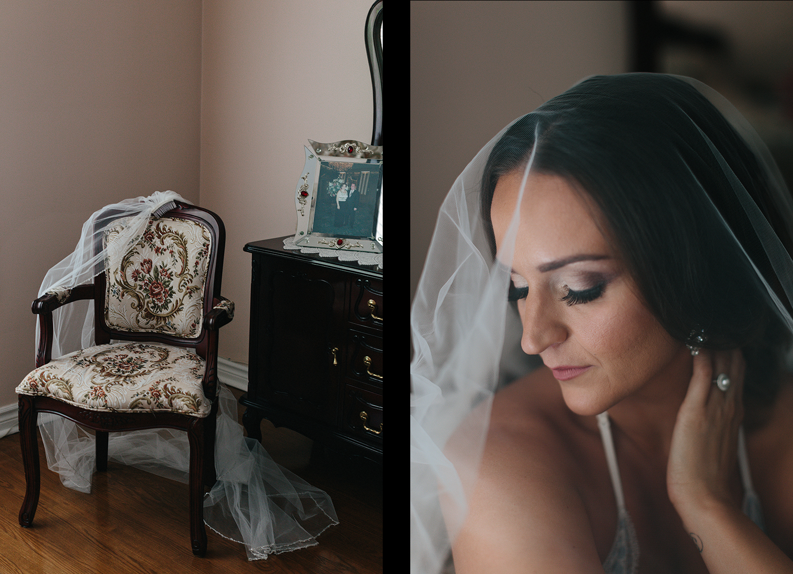 spread-13-Liberty-Grand-Wedding-Best-Toronto-Wedding-Photographers-Analog-Film-Vintage-Bride-getting-ready-in-her-childhood-home-doing-hair-old-portuguese-home.jpg