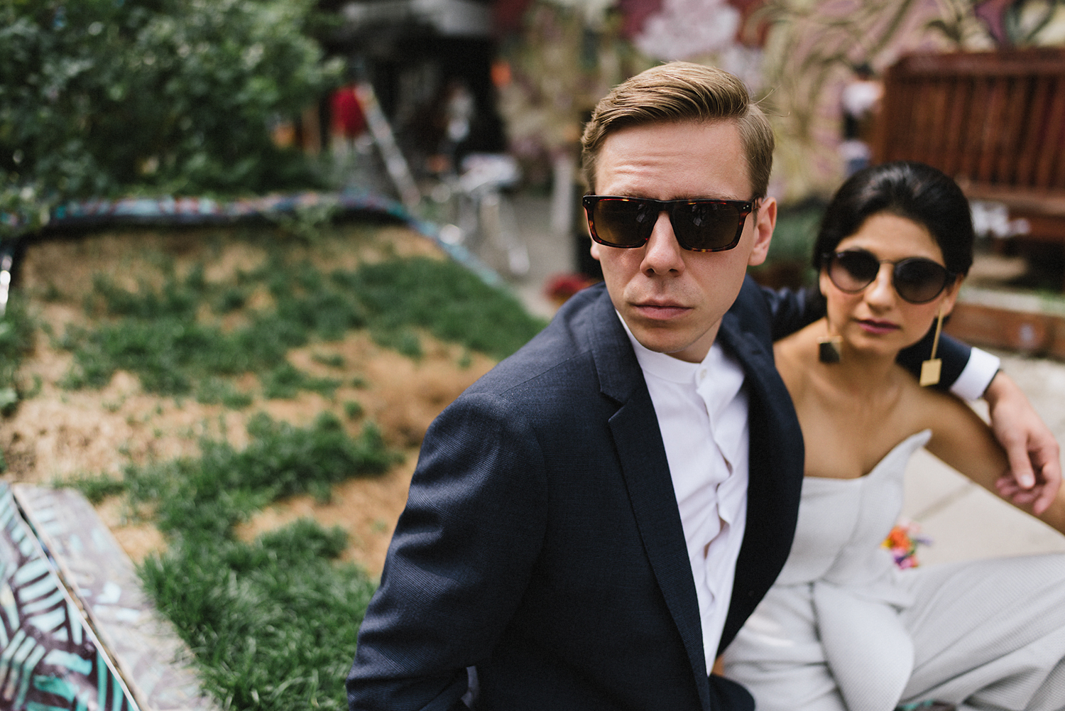 Intimate-Toronto-Pop-Up-Elopement-Downtown-Urban-Kensington-film-analog-photography-toronto-wedding-photographers-alternative-hipster-bride-and-groom-badass-candid-photos-with-garden-car-badass-cool.jpg