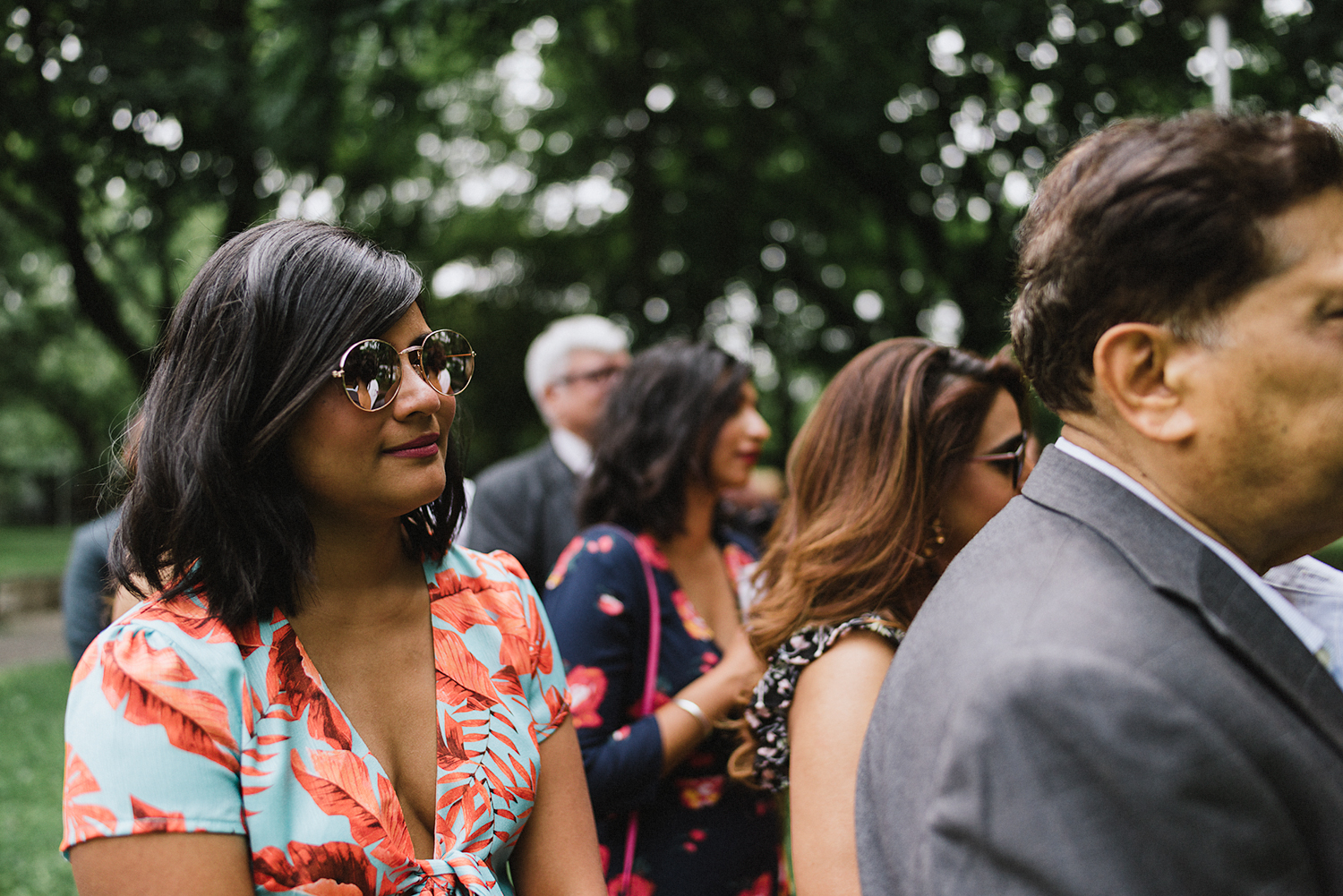 Intimate-Toronto-Pop-Up-Elopement-Downtown-Urban-film-analog-photography-toronto-wedding-photographers-alternative-hipster-bride-and-groom-badass-ceremony-bride-and-groom-guests-watching.jpg