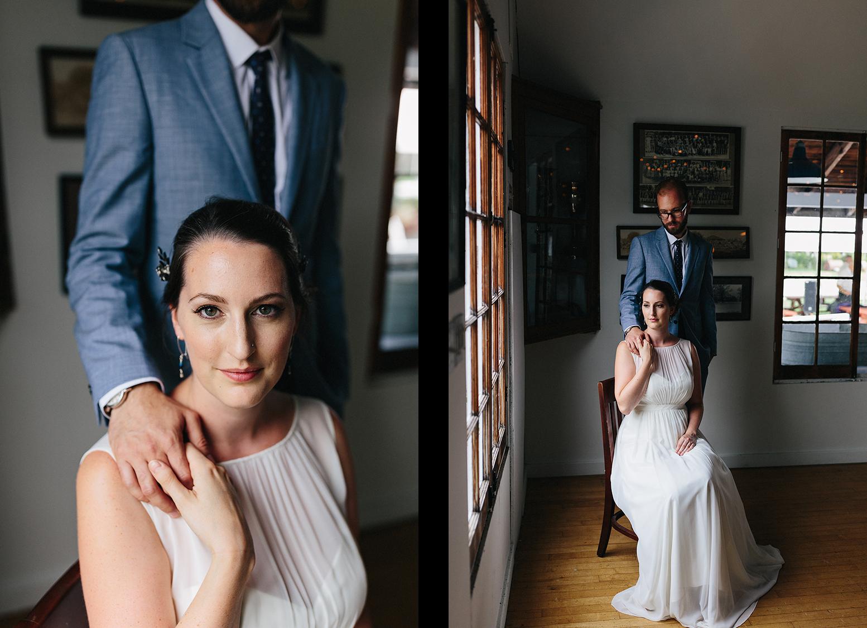 1-Toronto-Island-Wedding-Toronto-Best-Film-Wedding-Photographers-3b-photography-analog-photography-wards-island-clubhouse-details-old-photographs-vintage-rustic-venue-bride-and-groom-formal-portrait-bride-simple-maya-goldenberg-makeup.jpg