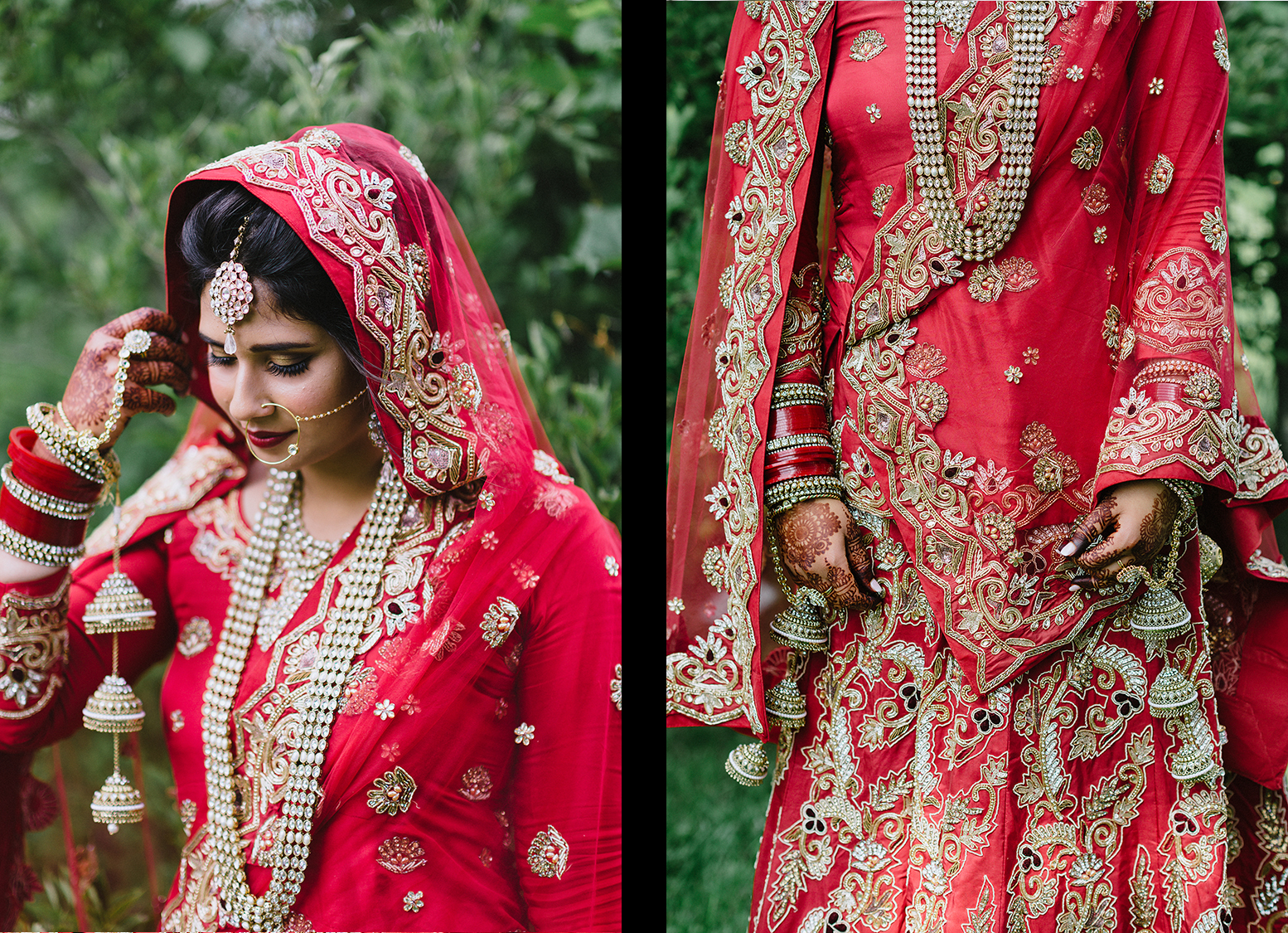 19-Toronto-Photojournalism-wedding-photographers-3B-Photography-Candid-Documentary-Film-Photography-Analog-Ontario-Hamilton-Port-Perry-best-venues-portrait-of-bride-in-traditional-dress-henna-beautiful.jpg
