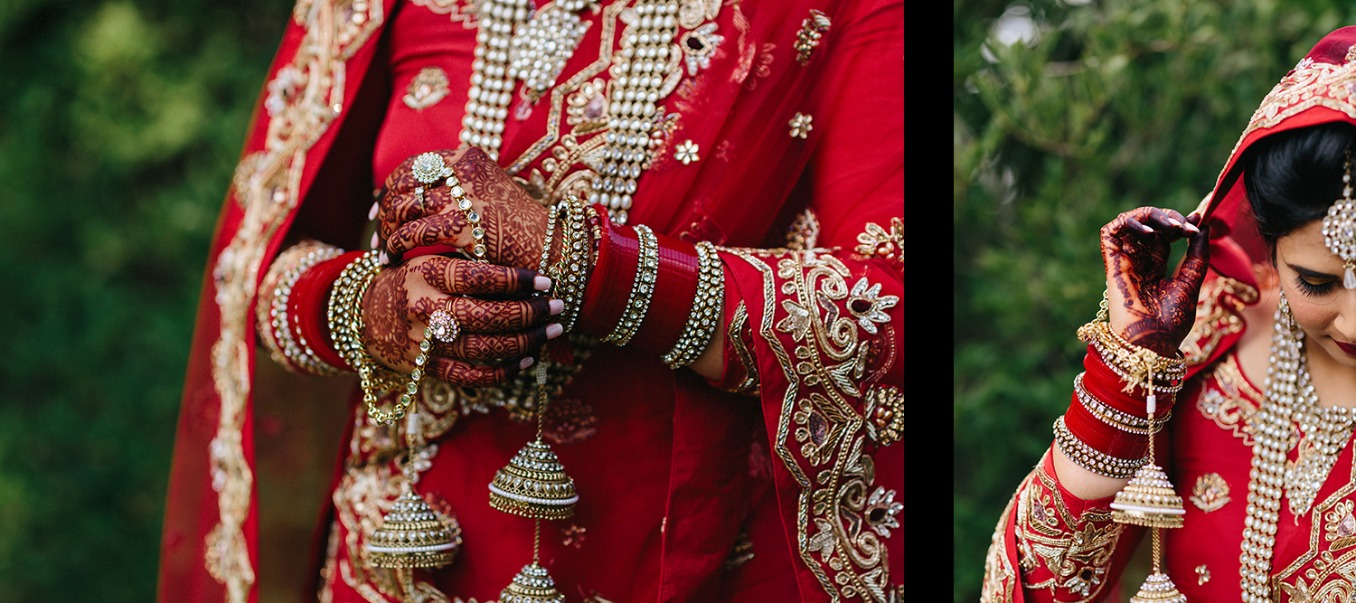 17-Toronto's-Best-Film-Wedding-Photographers-Multicultural-wedding-specialty-ontario-port-perry-candid-documentary-film-analog-photography-120-35mm-film-portraits-of-sikh-bride-henna-trees-nature-beautiful-details.jpg