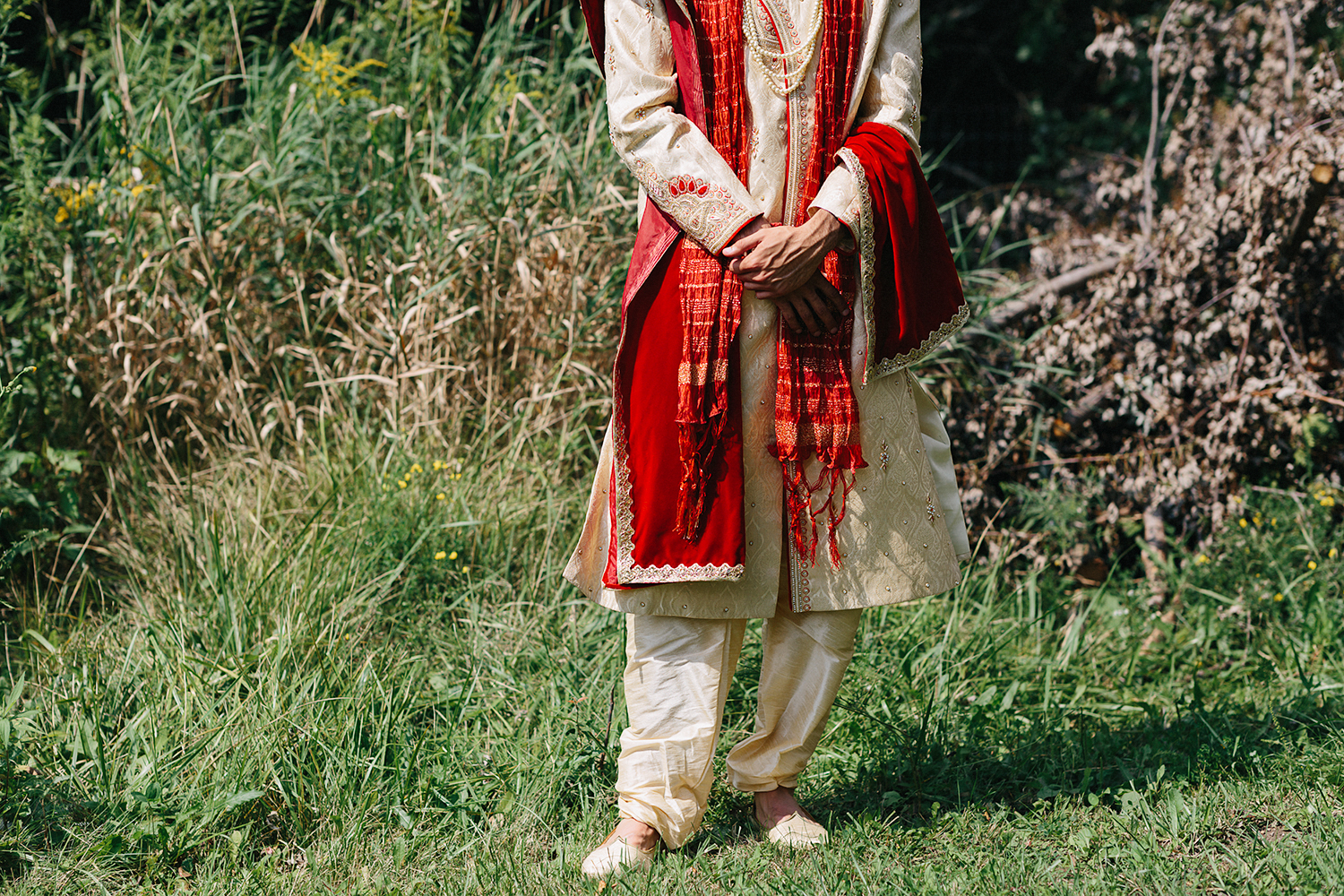Toronto's-Best-Film-Wedding-Photographers-Multicultural-wedding-specialty-ontario-port-perry-candid-documentary-film-analog-photography-120-35mm-film-portraits-of-sikh-bride-and-groom-cinematic-grooms-attire.jpg