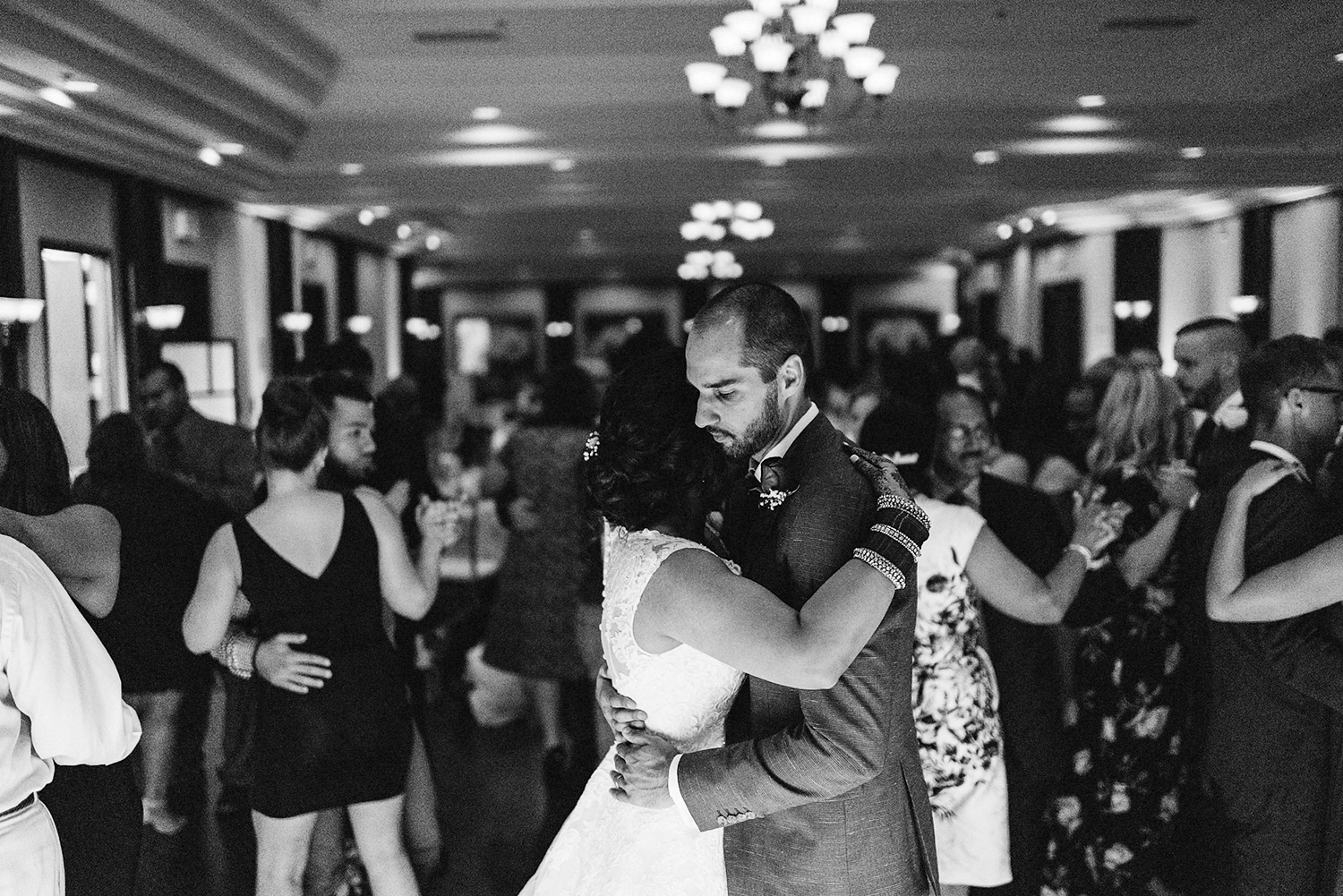Toronto-Photojournalism-wedding-photographers-3B-Photography-Candid-Documentary-Film-Photography-Analog-Ontario-Extremely-intimate-and-quiet-moment-between-bride-and-groom-first-dance.jpg