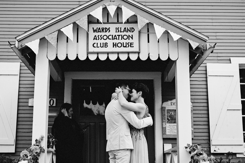 Toronto-Island-Cafe-Club-house-wedding-ceremony-photography-best-photojournalistic-documentary-wedding-photographers-toronto-hip-boh-cool-bride-and-groom-emotional-intimate-toronto-island-wedding-ceremony-candid-emotions-bw.jpg