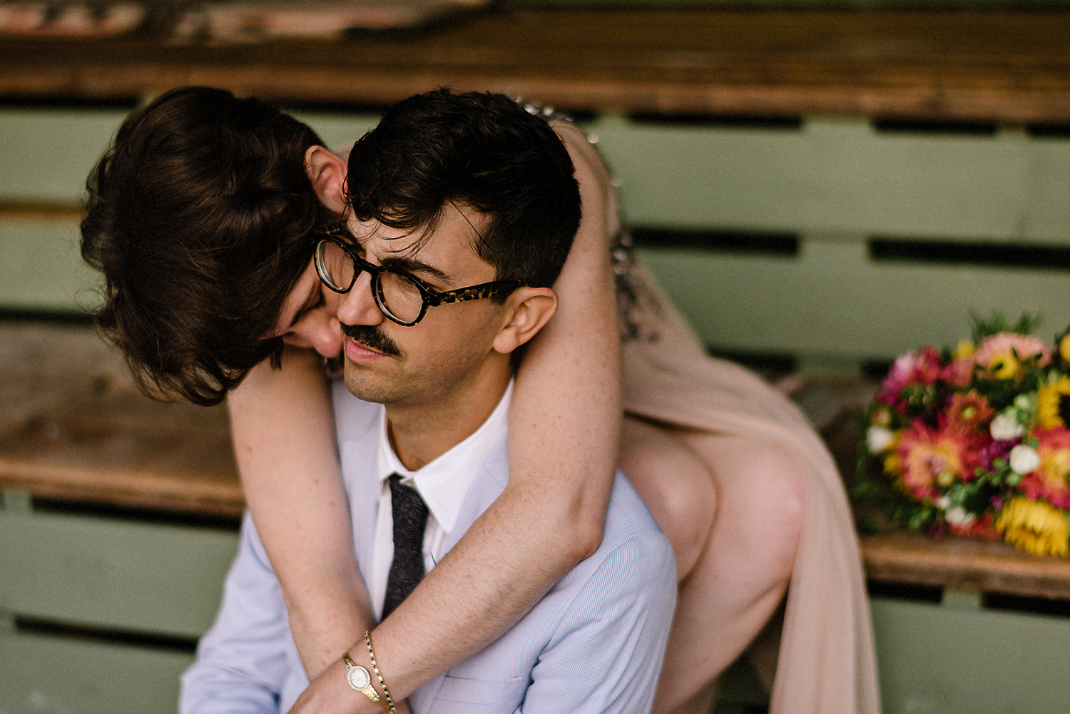 Best-Wedding-Photographers-in-Toronto-with-Photojournalistic-Documentary-Style-3B-Photography-Brian-Batista-Bettencourt-Intimate-Vintage-Wedding-at-Toronto-Island-Cafe-Clubhouse-Sunset-portraits-quiet-moment-intimate-candid-Groom-emotion.jpg