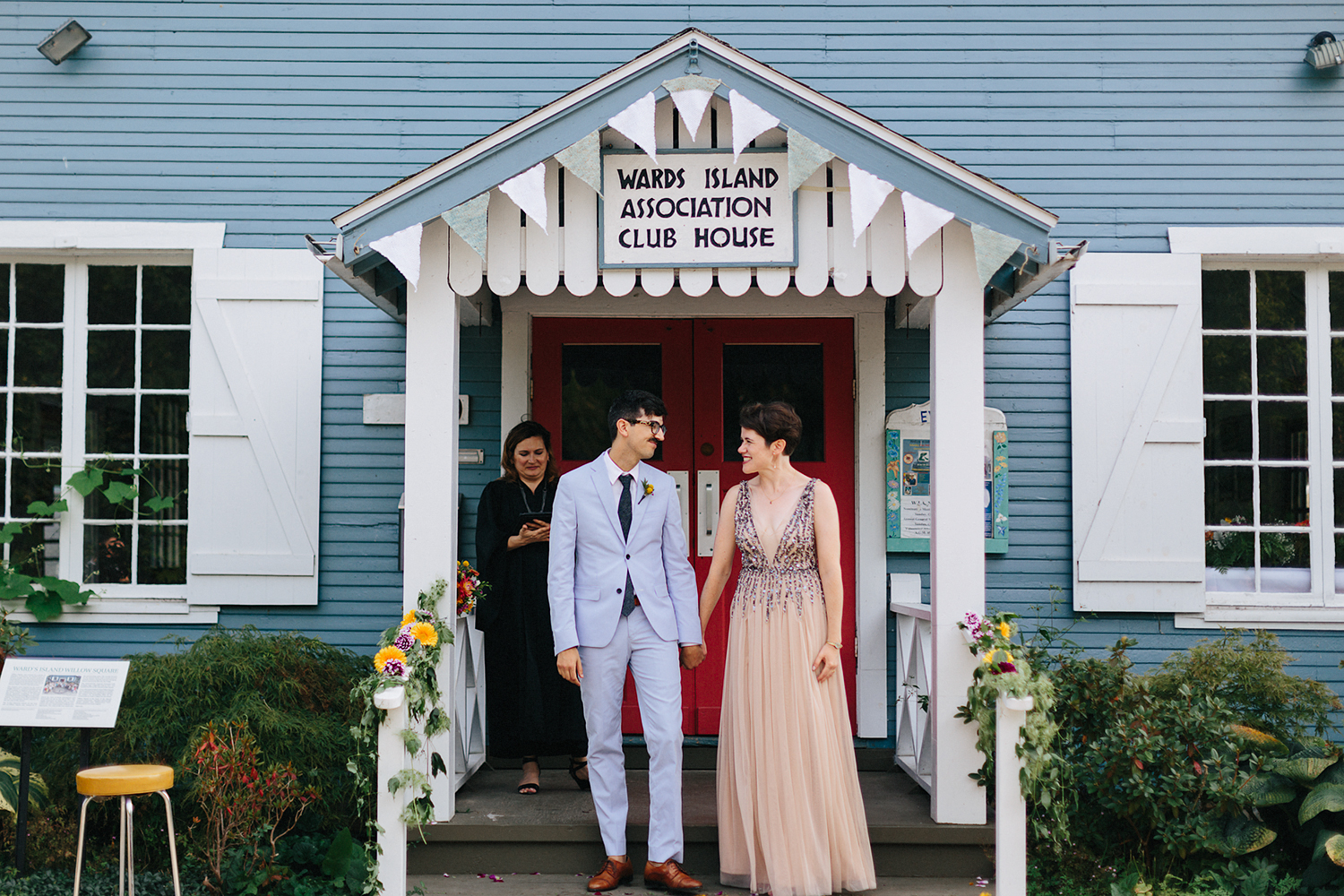 Best-Photographers-in-Toronto-Analog-Film-Toronto-Island-Wedding-Wards-Island-Clubhouse-Venue-small-intimate-hipster-alternative-vintage-inspired-wedding-ceremony-personalized-bride-and-groom-just-married.jpg