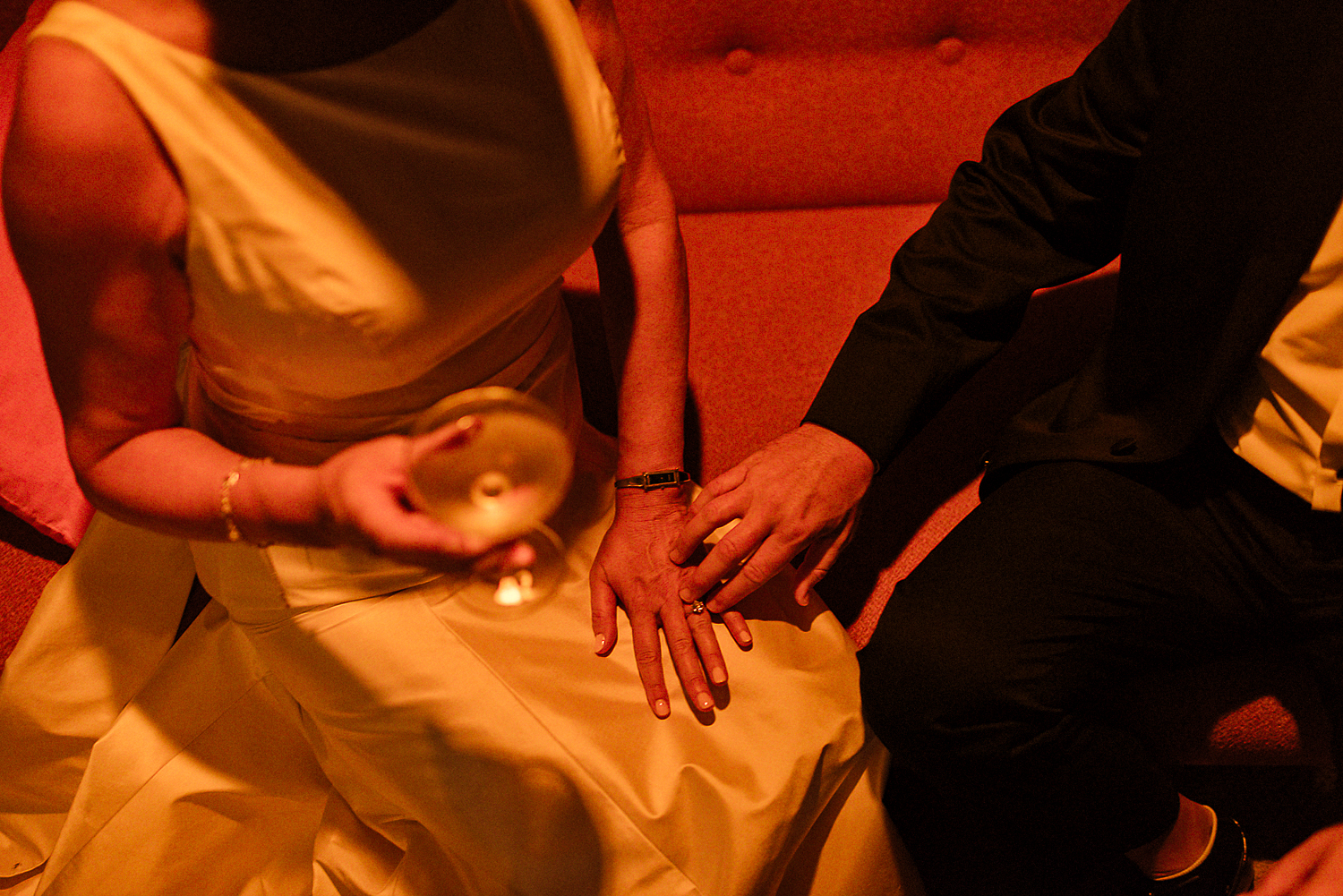 Best-Moody-Documentary--Photos-Wedding-Photographers-in-Toronto-Canada-Vintage-Photojournalistic-Wedding-photography-Candid-moment-portrait-in-retro-basement.jpg