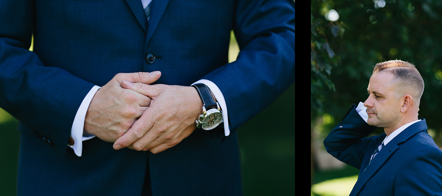 Groom-getting-ready-with-baby-boy-wedding-style-outfit-Groom-Portrait.jpg
