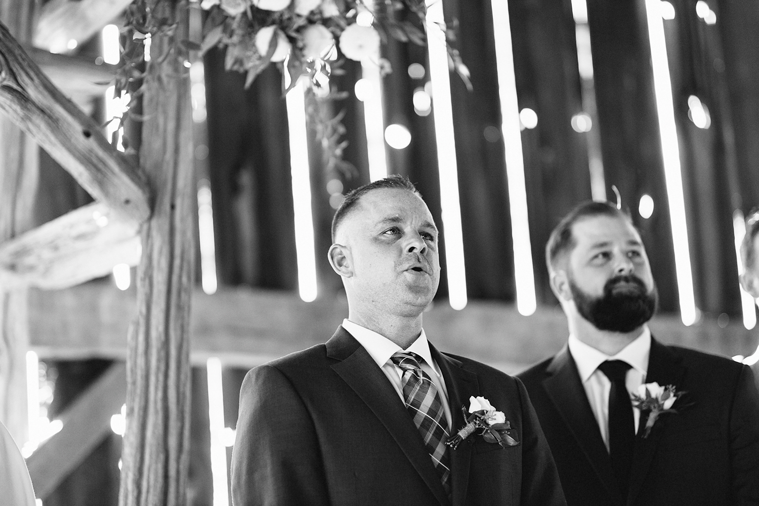 Photojournalistic-Wedding-Photographers-in-Toronto-Candid-Natural-Dowswell-Barn-Wedding-Rustic-GTA-Muskoka-Farm-ceremony-groom-waiting-for-bride-emotional-crying-love-actually.jpg