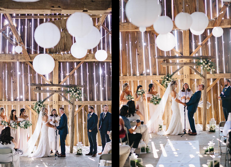 Funny-moment-during-farm-barn-wedding-ceremony.jpg