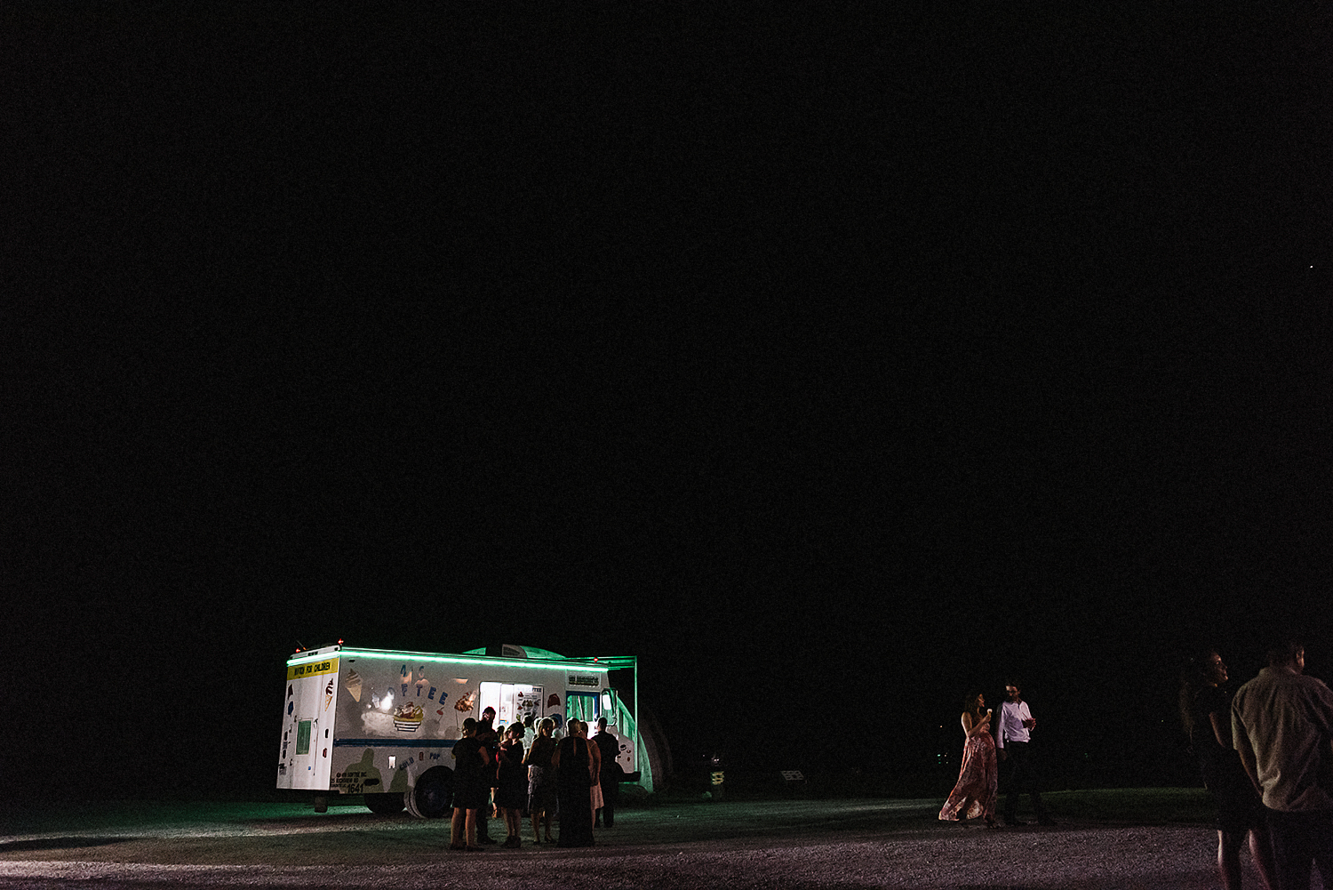 Best-Wedding-Photographers-Toronto-with-Documentary-and-photojournalistic-style-3b-Photography-Intimate-Wedding-at-Dowswell-Barn-Wedding-Photography-scene-details-night-photography-ice-cream-truck-detail-softcone-epic-cinematic-epic.jpg