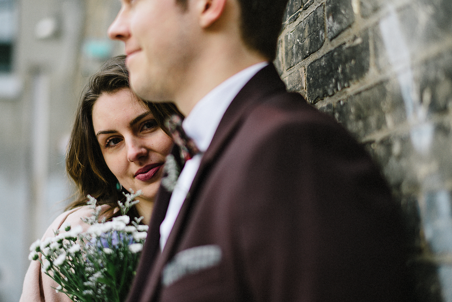 9-Toronto-City-Hall-Fall-Elopement-Indie-Altervatice-Urban-City-Bride-and-Groom_Fall-Colours-Riverdale-Downtown-Toronto-Best-Wedding-Photographers-Graffiti-Bride-Eyes.JPG