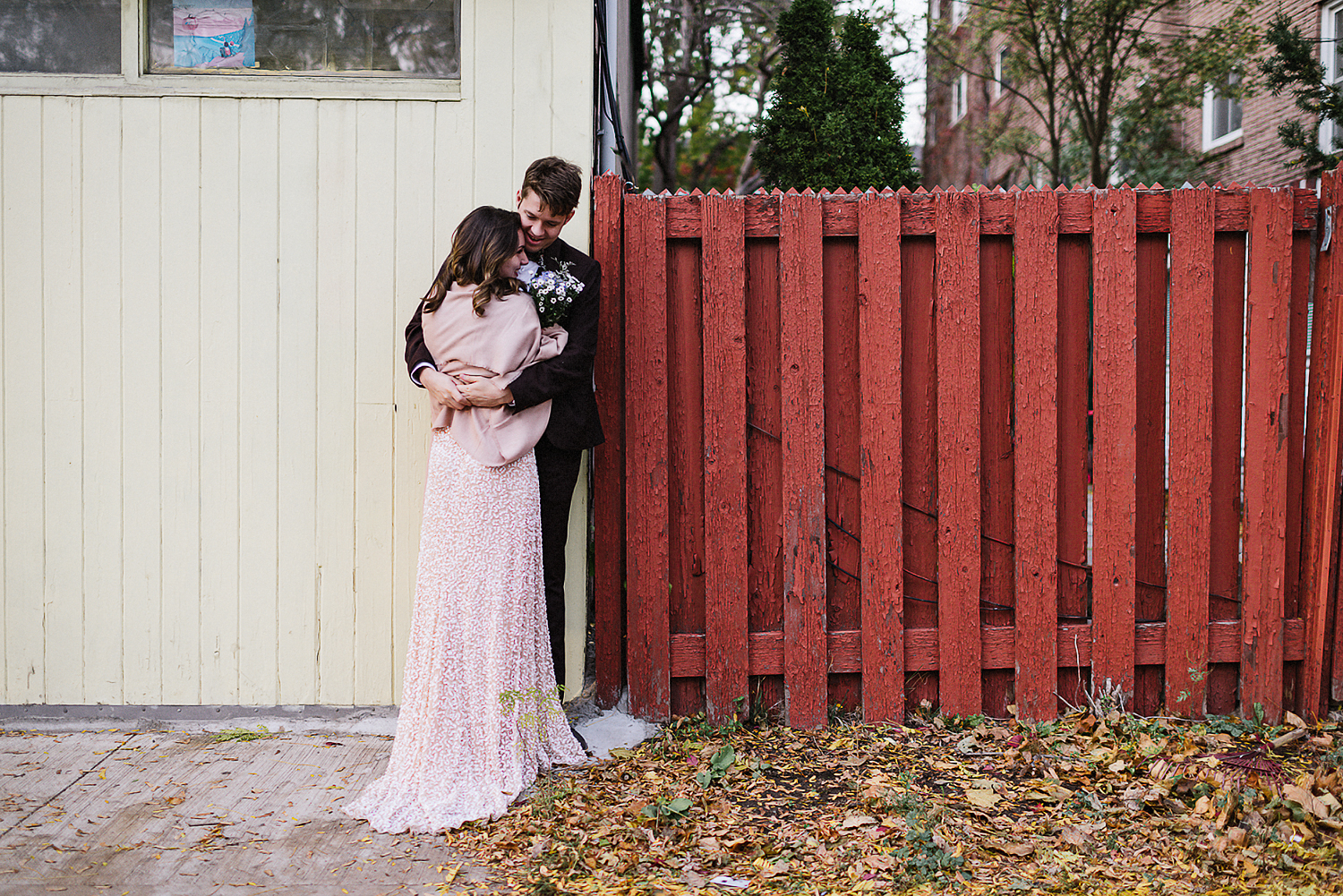 29-Best-Elopement-Photographers-Toronto-Fall-Wedding-Elopement-Modern-Vintage-Hipster-Bride-and-Groom-Sunset-Queen-Street-West.JPG