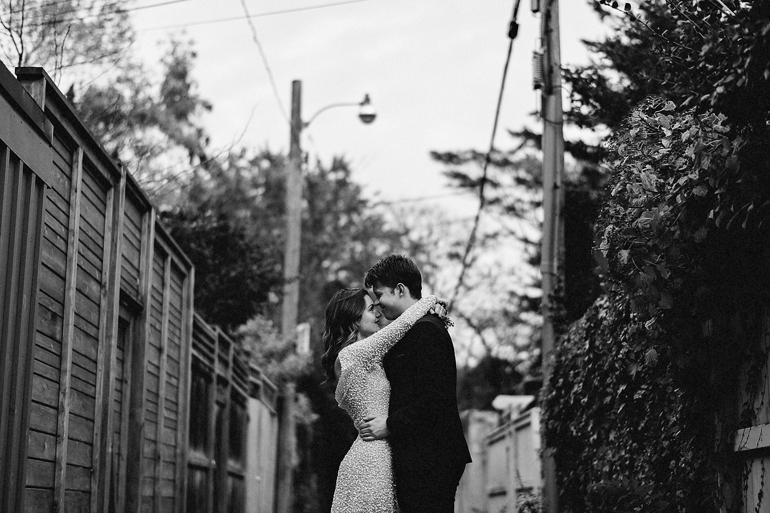 33-Best-Elopement-Photographers-Toronto-Fall-Wedding-Elopement-Modern-Vintage-Hipster-Beautiful-Alleyway-black-and-whitejpg.JPG
