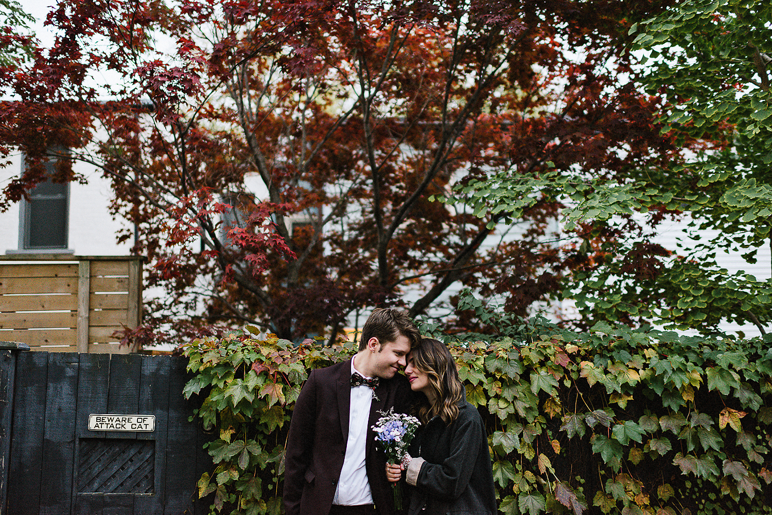 39-Best-Elopement-Photographers-Toronto-Fall-Wedding-Elopement-Modern-Vintage-Hipster-Beautiful-Groom-Red-Fall-Trees.JPG