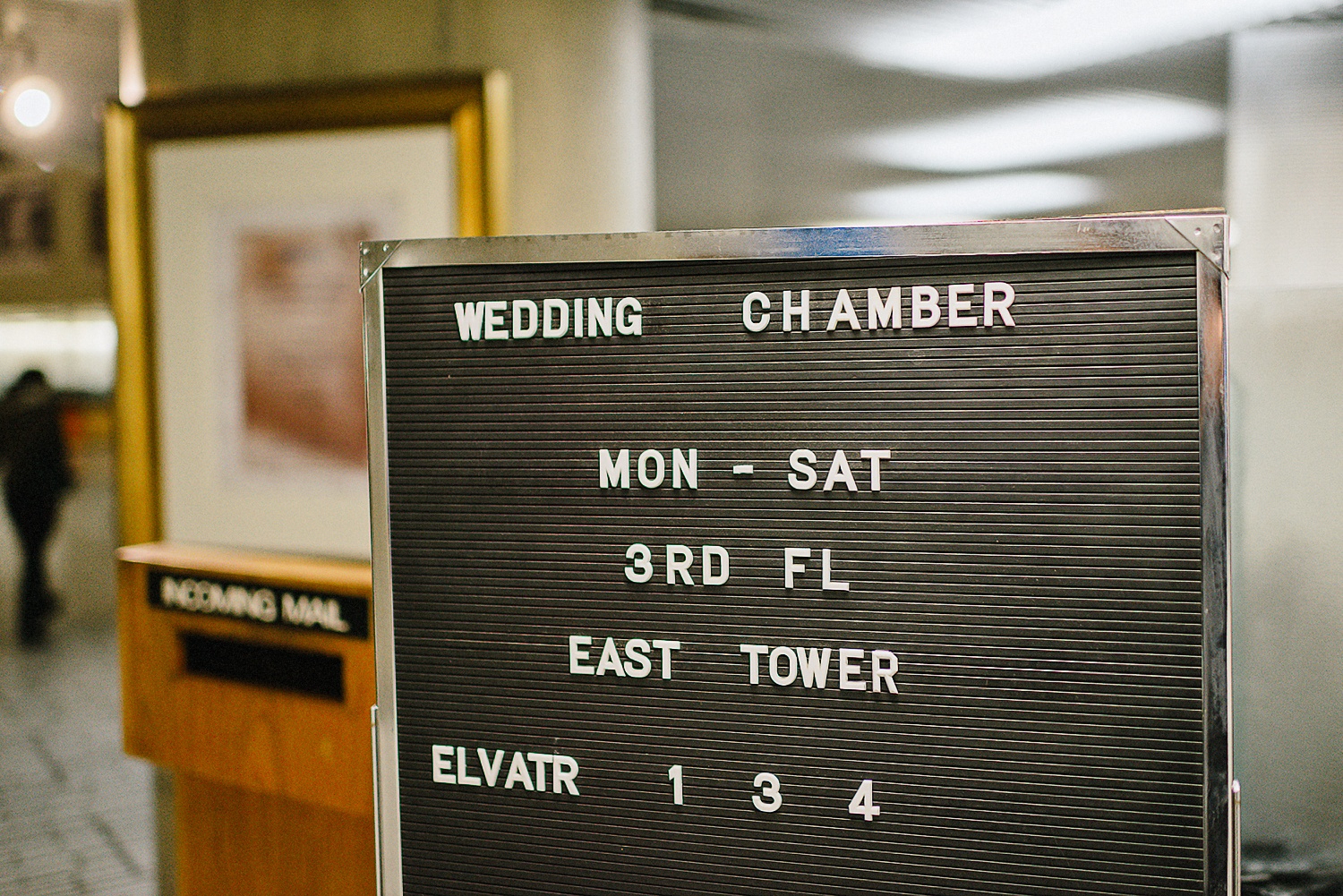 49-Best-Elopement-Photographers-Toronto-Fall-Wedding-Elopement-Modern-Vintage-Hipster-Bride-and-groom-City-Hall-Sign-Detail.JPG