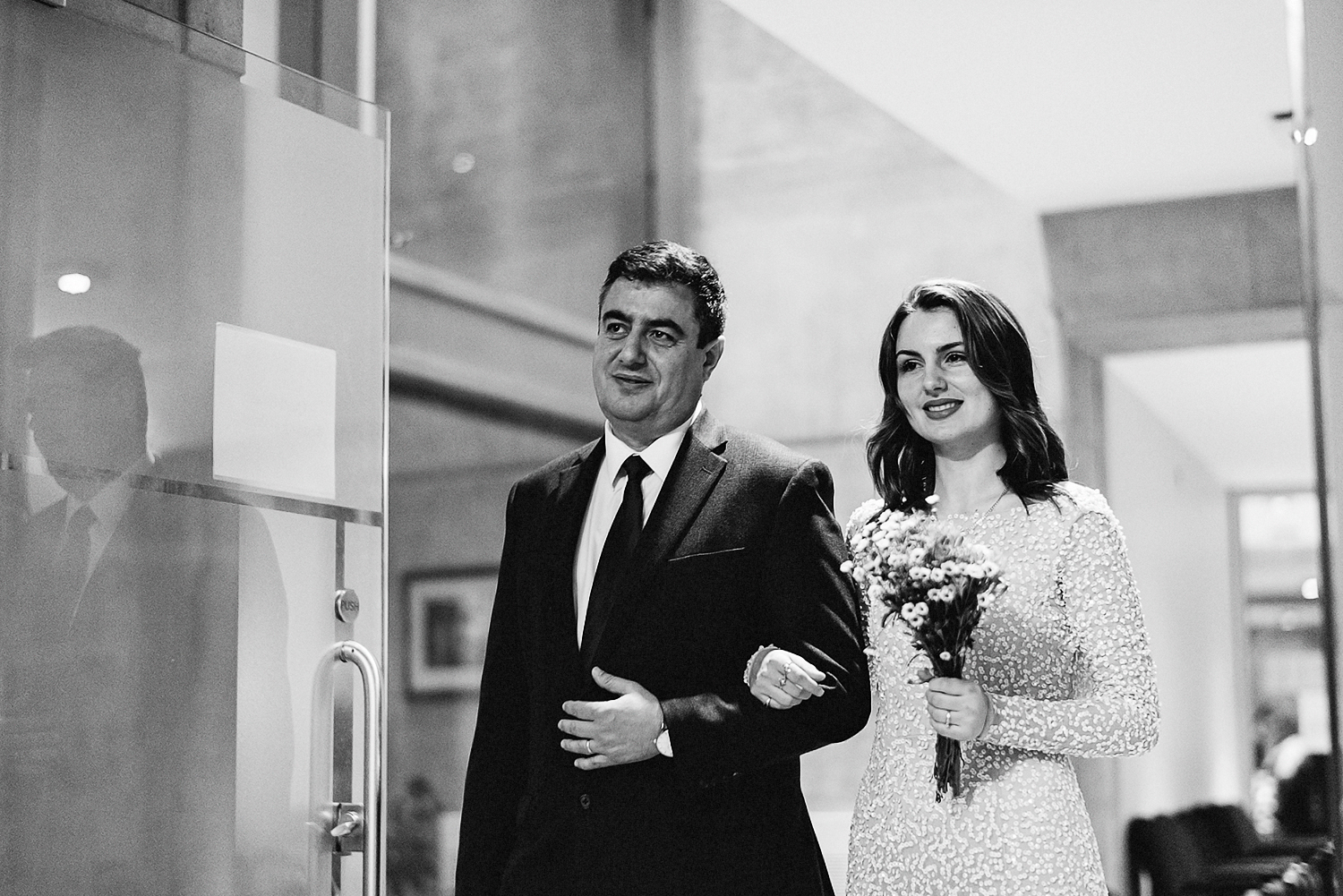 51-Best-Elopement-Photographers-Toronto-Fall-Wedding-Elopement-Modern-Vintage-Hipster-Bride-and-groom-entrance.JPG