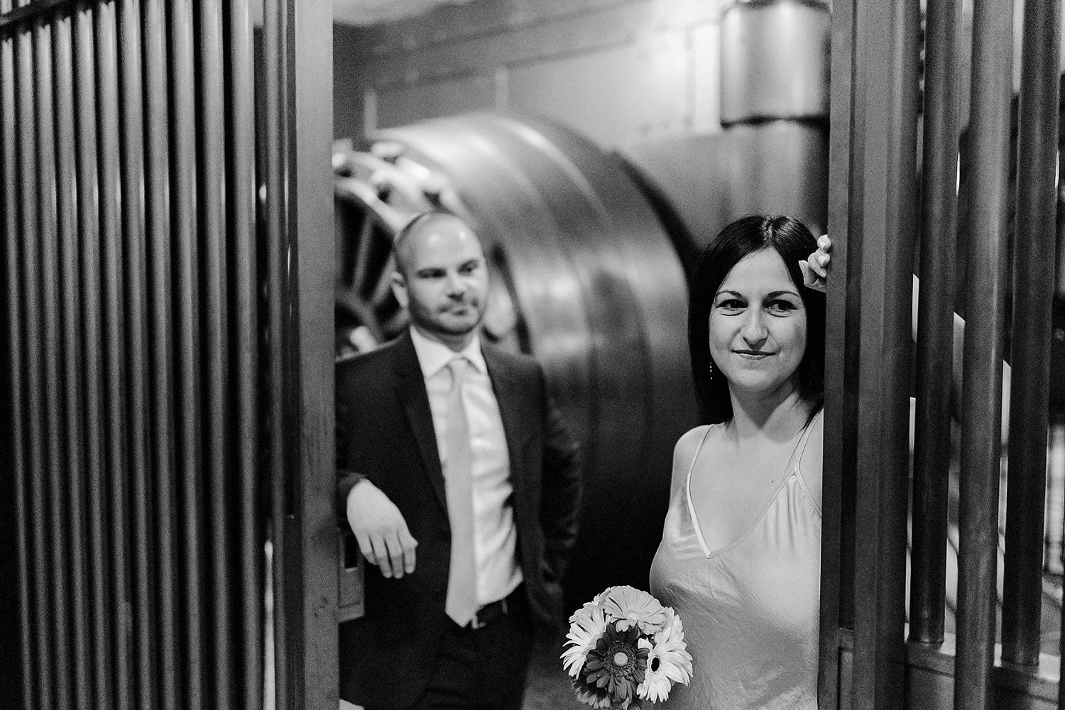 6-BEst-Wedding-Photographers-Toronto-One-King-West-Intimate-Wedding-Elopement-BW-Analog-Film-Portrait-candid-bank-vault_-Portraits-Editorial.jpg