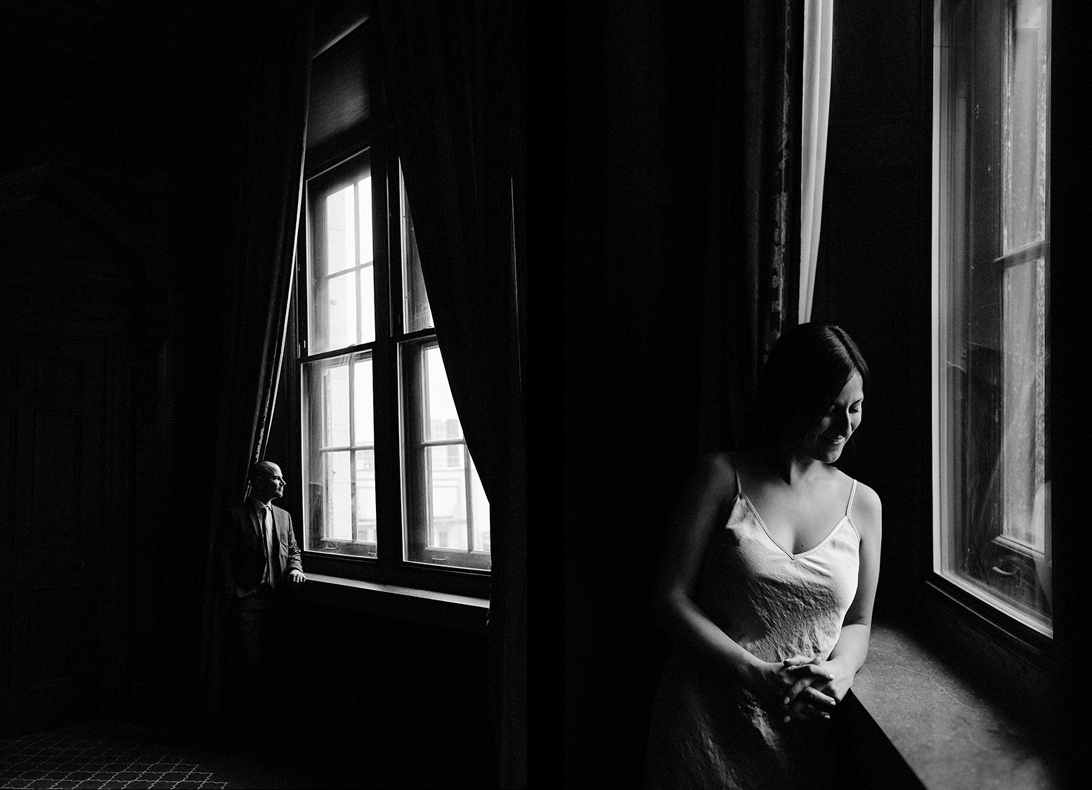 10-One-King-West-Elopement-Wedding-INtimate-Candid-BW-Cinematic-Portrait-Bride-spread-5.jpg