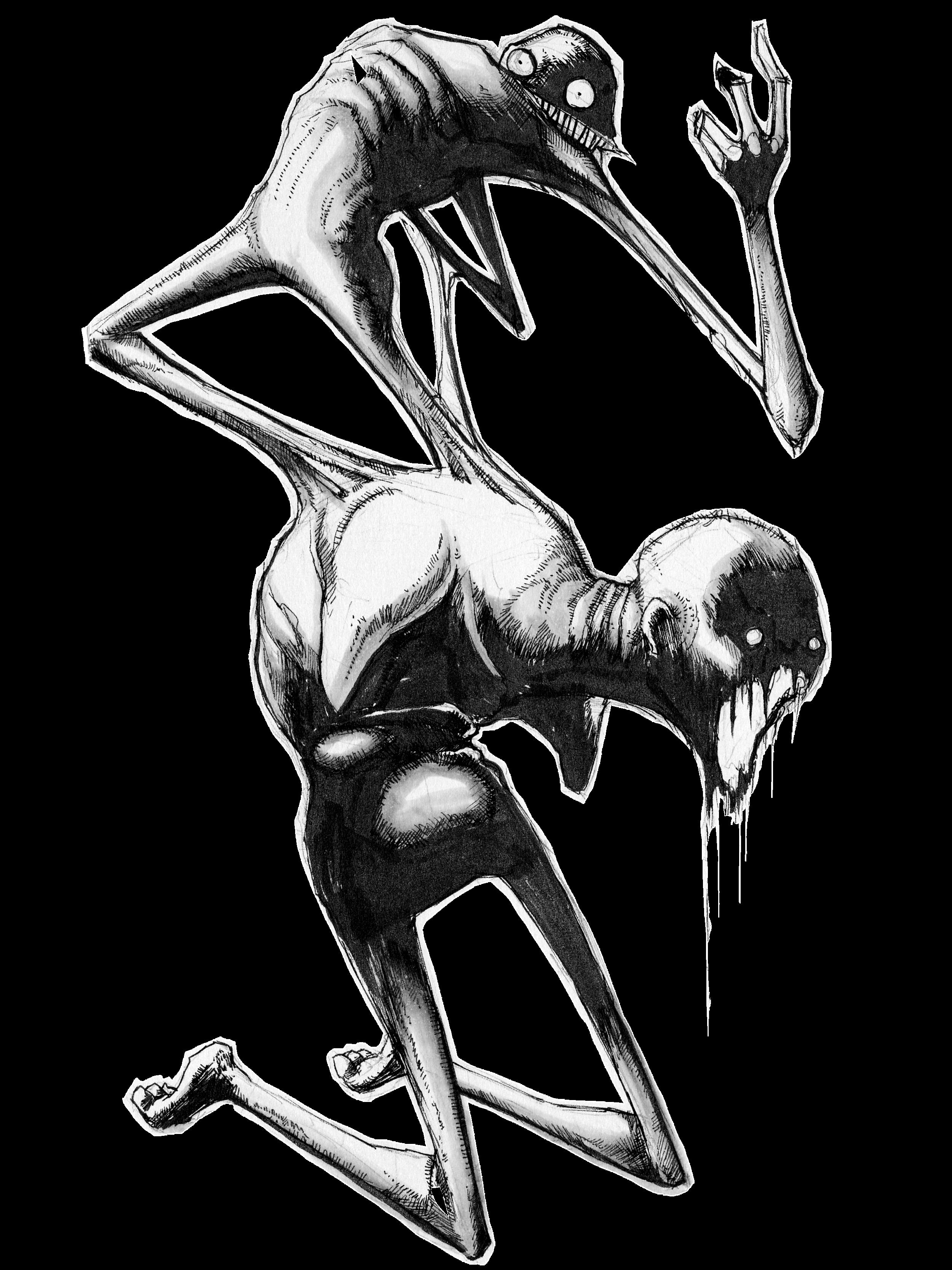 Рисунки психических расстройств