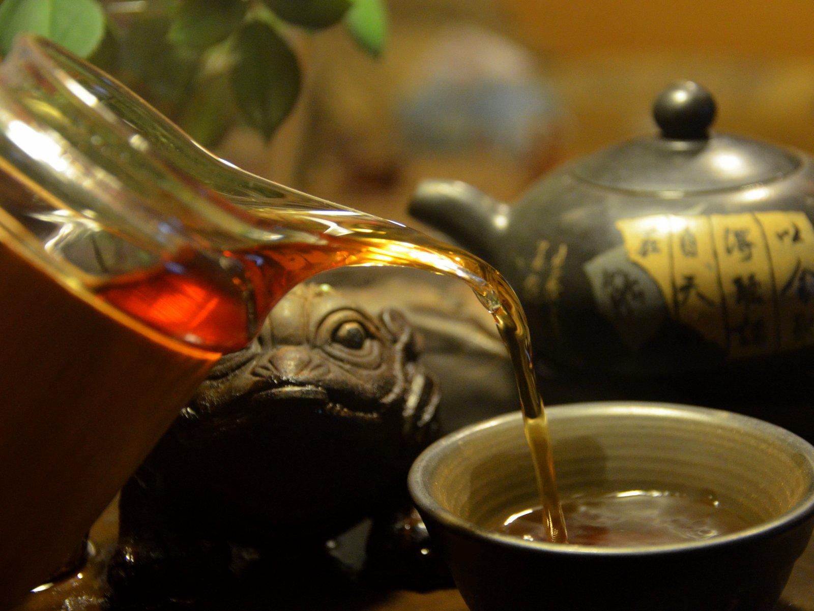 How Ripe Shu Pu-erh Tea tastes?