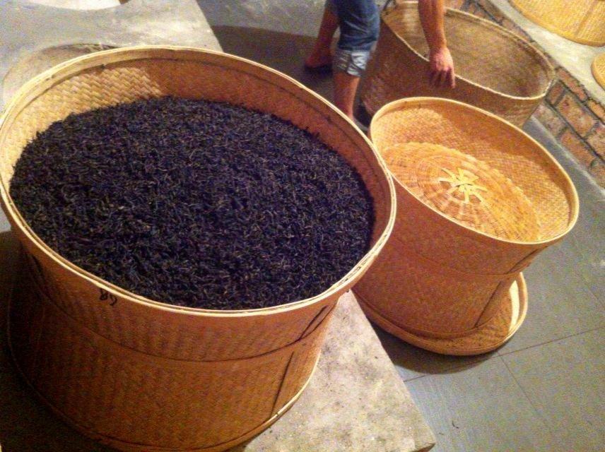 open charcoal fire aka Chi Mao Huo.