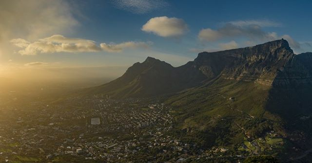 Nice to be home, been 20 years since I climbed this rock.  #capetown