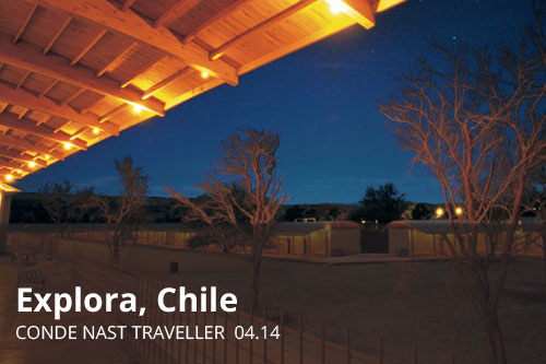 Explora, Chile | Conde Nast Traveller