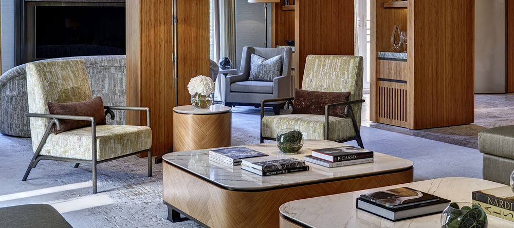 The Opus Suite at the Berkeley