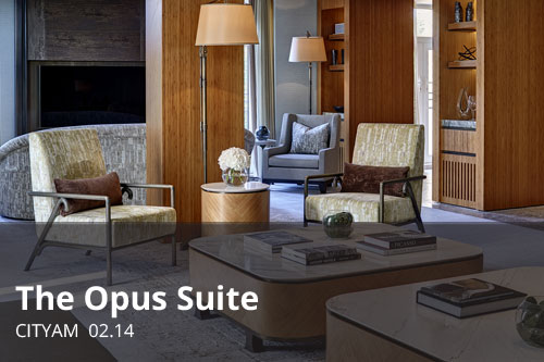 The Opus Suite | CityAM