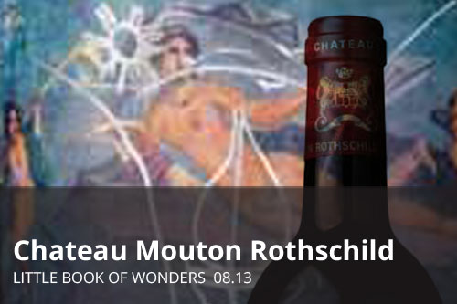 Chateau Mouton Rothschild | Little Book of Wonders