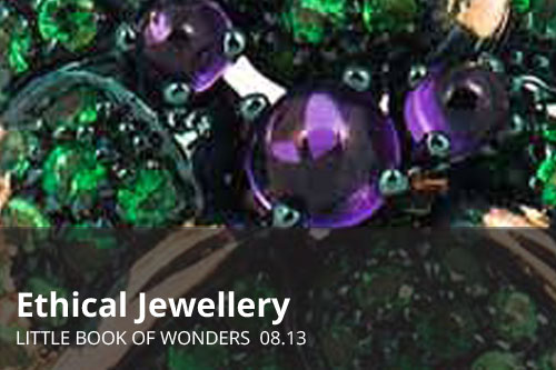 Ethical Jewellery | Little Book of Wonders