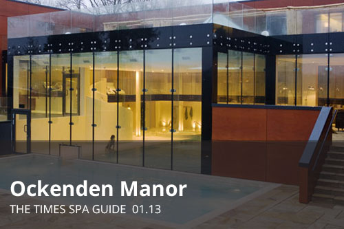 Ockenden Manor | The Times Spa Guide